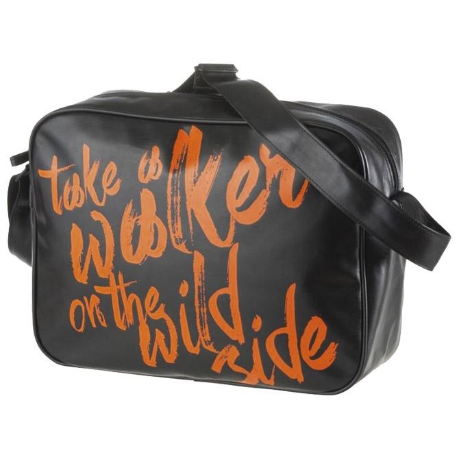 Torba na rame Square Wild Side Schneiders crna!!