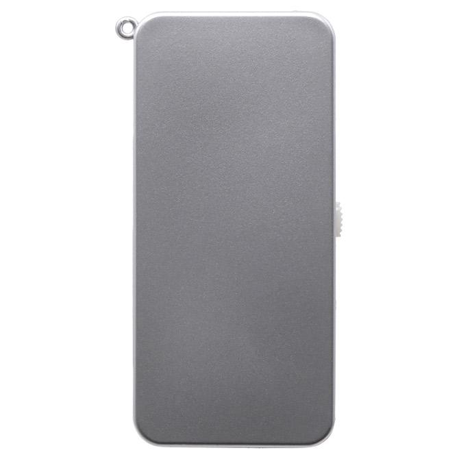 Upaljač elektronski Atomic USB srebrni!!