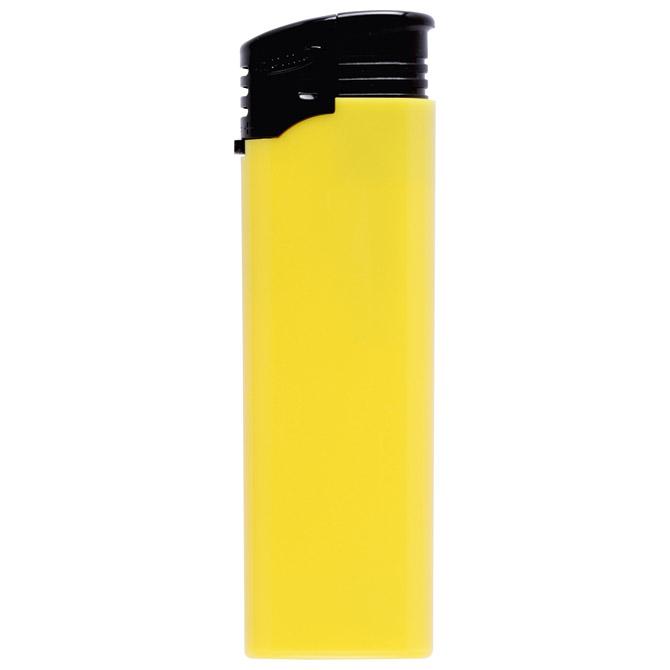 Upaljač elektronski sjajni Atomic CRF2 žuto/crni