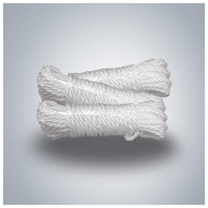 Uže pp 4mm 10m Fornax bijelo!!