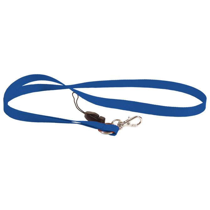 Vezica za akreditaciju 10mm pk50 rips tamno plava