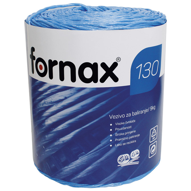 Vezivo pp tip  130 9kg Fornax plavo