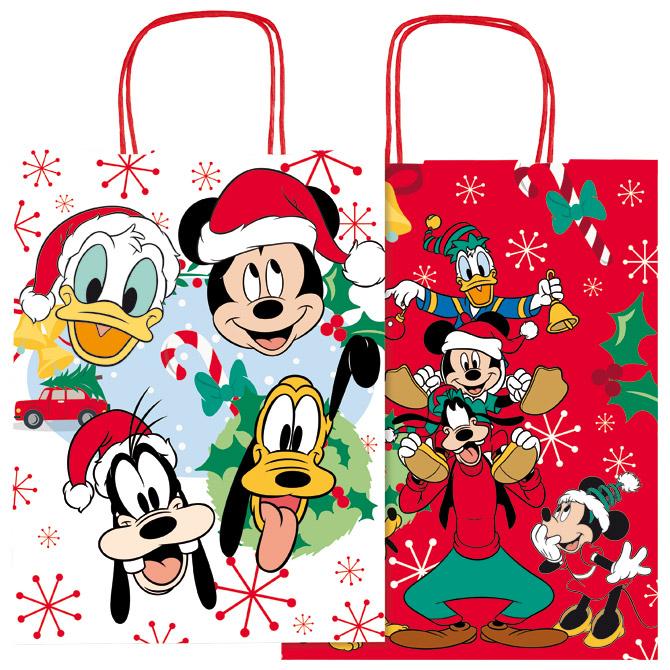 Vrećice ukrasne 36x46x12cm Disney novogodišnje Rex-Saul Sadoch WNA36-675C
