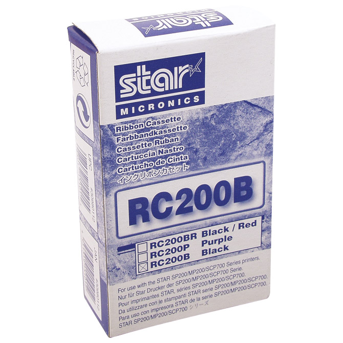 Vrpca Star SP 200 original crna