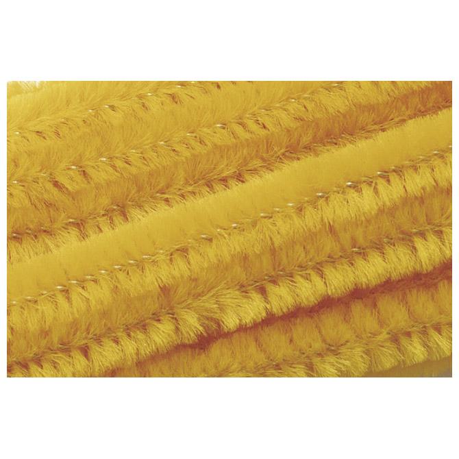 Žica ukrasna čupava pk10 Knorr Prandell 21-8476063 žuta blister