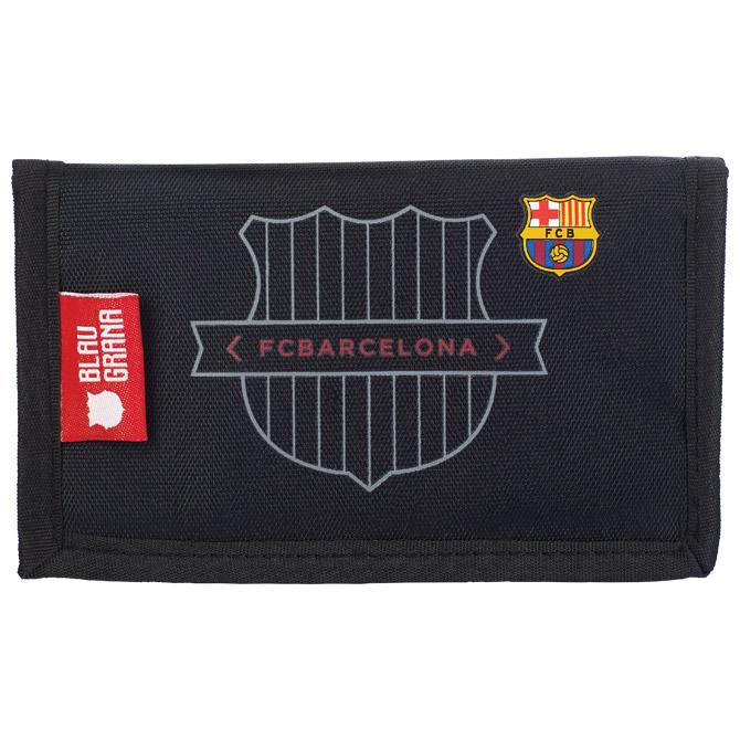 Novčanik FC Barcelona Astra 504019002 crno/crveni