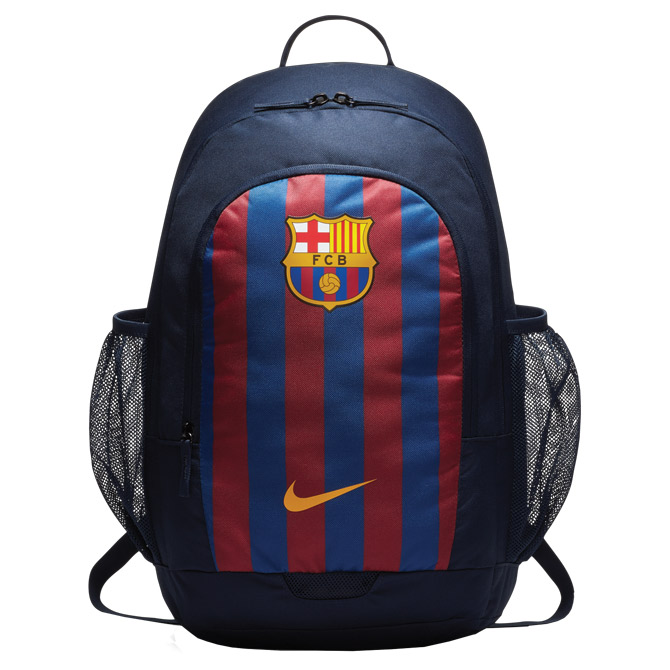 Ruksak školski FC Barcelona Nike BA5363-451 plavo/crveni!!