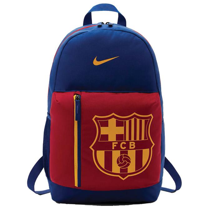 Ruksak školski FC Barcelona Nike BA5524-455 plavo/crveni!!