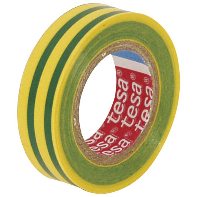 Traka izolir 15mm/10m Tesa 53988-85 zeleno/žuta