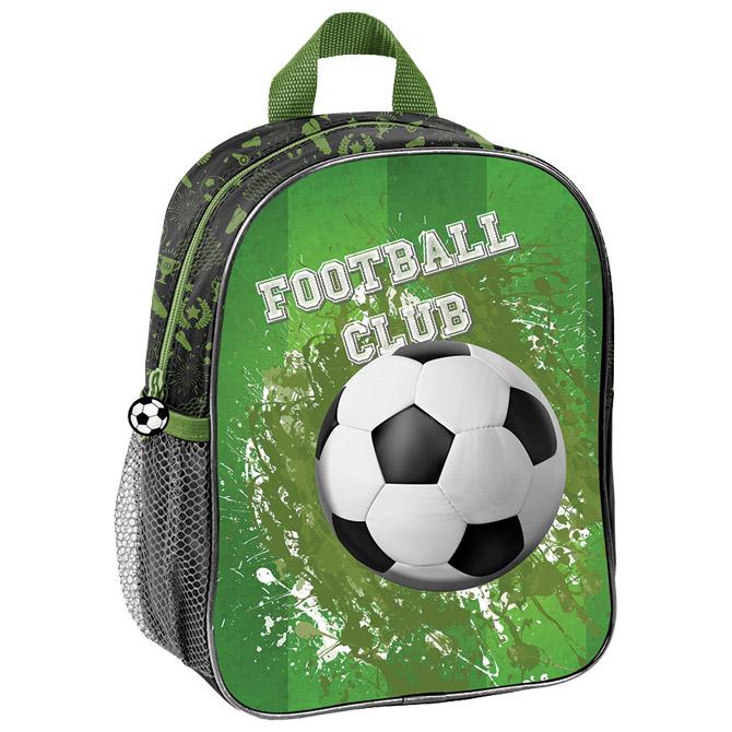 Ruksak vrtićki 3D Football PP20FO-503 zeleni