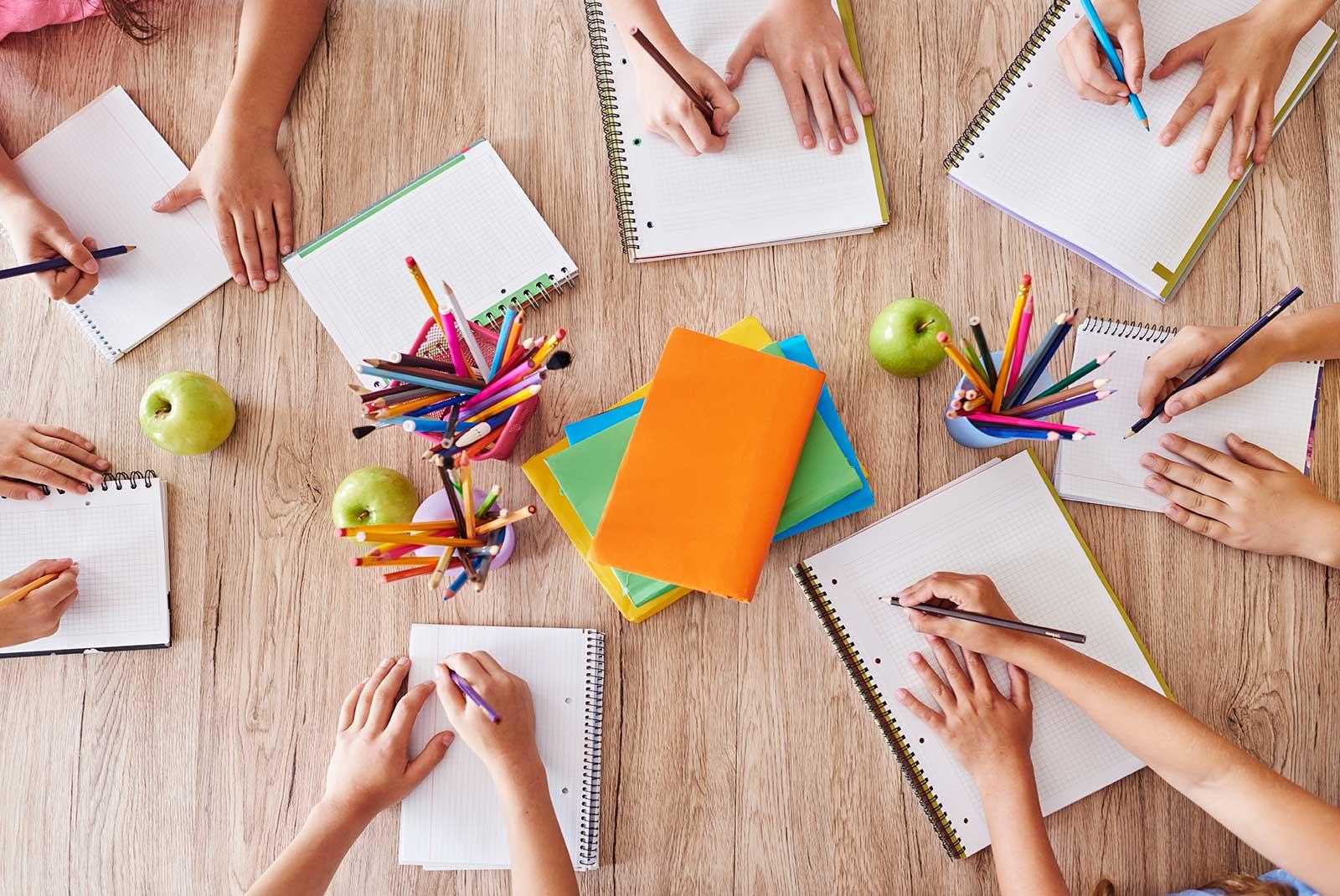 Crtaći i pisaći pribor za sve namjene