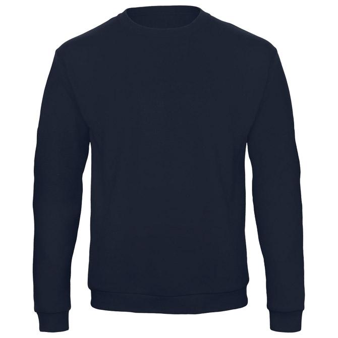 Majica dugi rukavi B&C ID.202 270g tamno plava 2XL!!