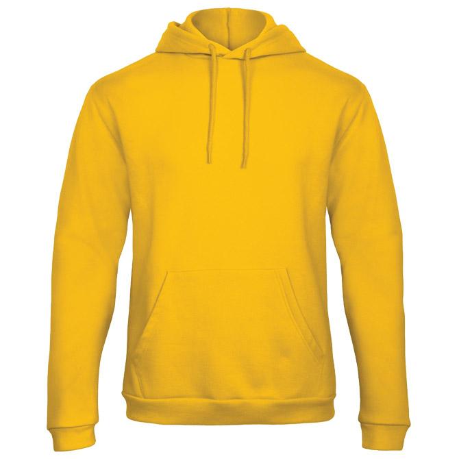 Majica dugi rukavi B&C ID.203 270g zlatna žuta žuta XL!!