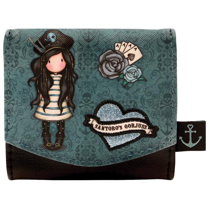 Novčanik Pirates Black Pearl Gorjuss 1074GJ01