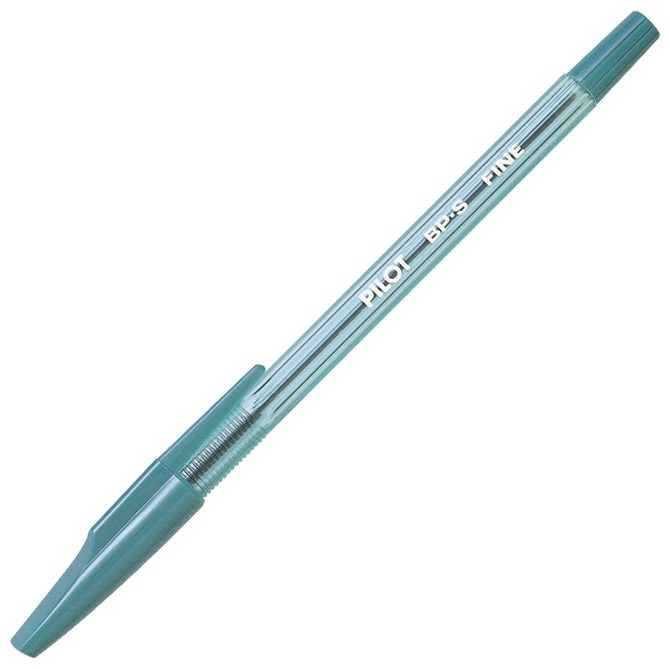 Olovka kemijska BP-S Pilot BP-S-F-G zelena