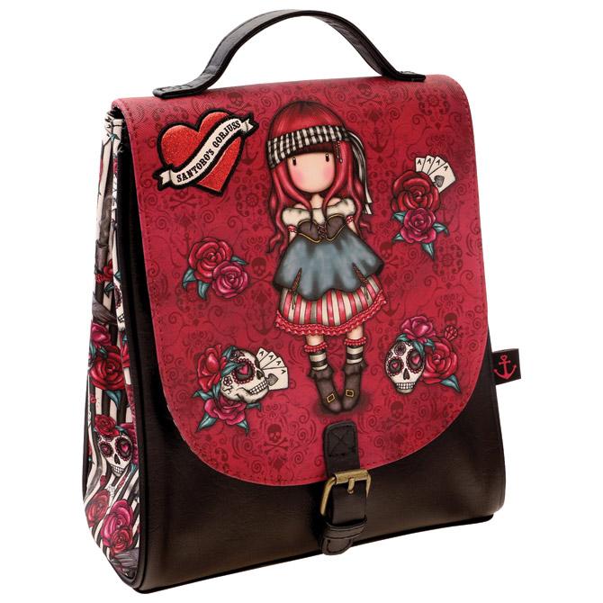 Ruksak-torba Pirates Mary Rose Gorjuss 1069GJ01