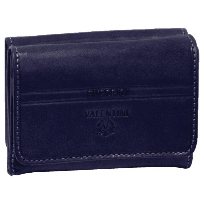 Novčanik kožni ženski Emporio Valentini 563570B plavi