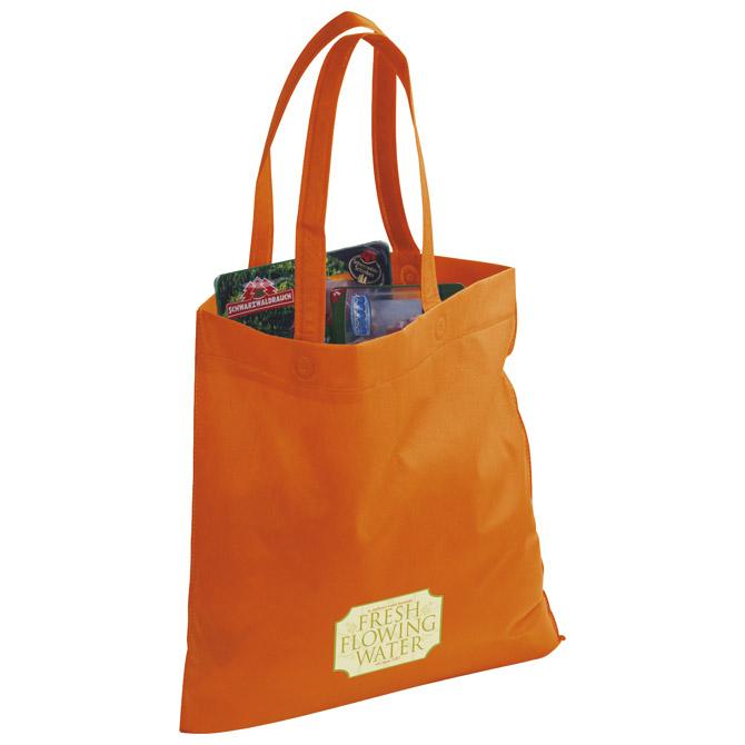 Vrećice za kupovinu pp 38x42cm Nivala narančaste