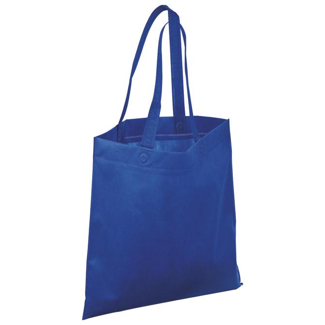 Vrećice za kupovinu pp 38x42cm Nivala plave