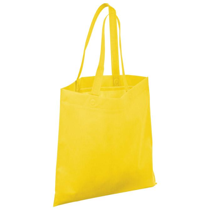 Vrećice za kupovinu pp 38x42cm Nivala žute