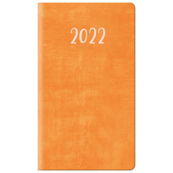 Planer džepni 8x14 Wall 358 narančasti