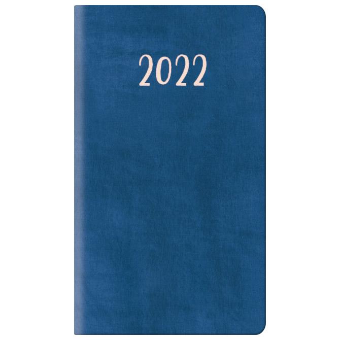 Planer džepni 8x14 Wall 585 plavi