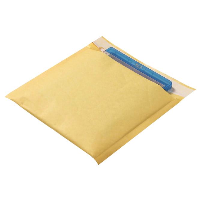 "Kuverte sa zračnim jastukom za CD 20x18/16x18cm ""C/D"" pk10 Fornax žute"